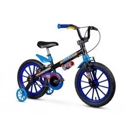 biciclieta aro16 tech boys 07