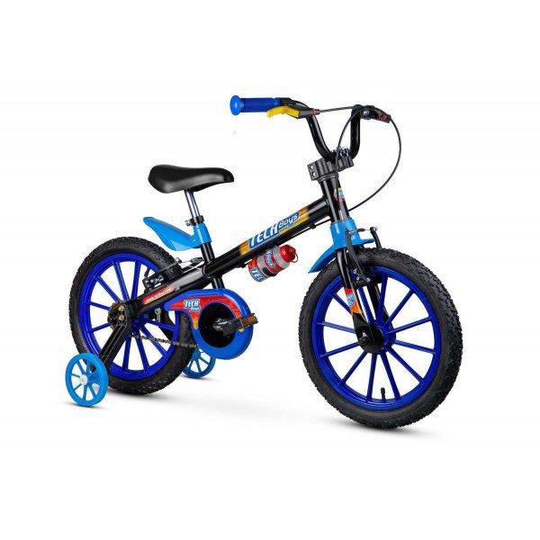 biciclieta aro16 tech boys 07