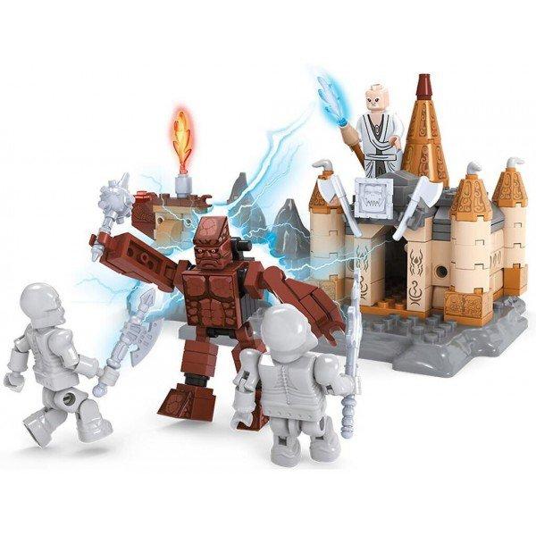medieval defesa do castelo 01