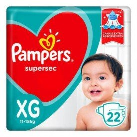 pampers supersec 22 xg