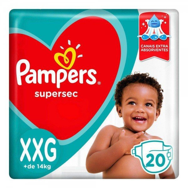pampers supersec 20 xxg