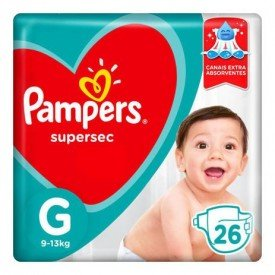 Pampers Supersec 26 G