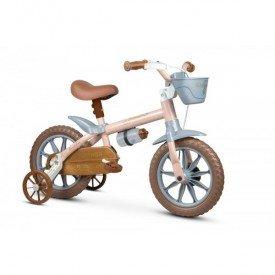 bicicleta aro 12 antonella rosa
