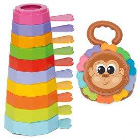 406 empilha baby macaco