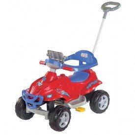 9400 quadro toys vermelho