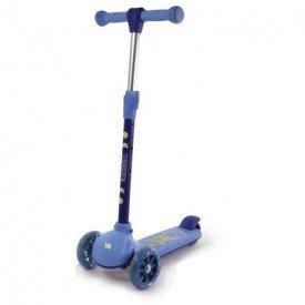 7315 patinete 3 rodas azul