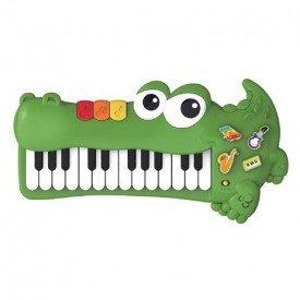 dmt5814 teclado jacare baby