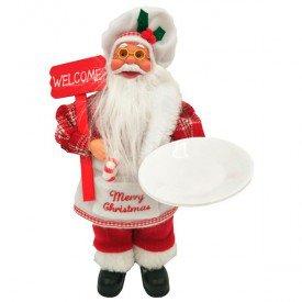 SCR9312   Papai Noel Cozinheiro