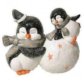 DNY8358 Pinguins na Neve