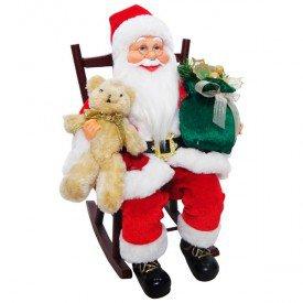 TLJ8140 Enfeite Papai Noel no Balano