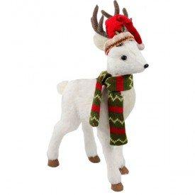 QY1344 Enfeite Natalino Baby Cervo