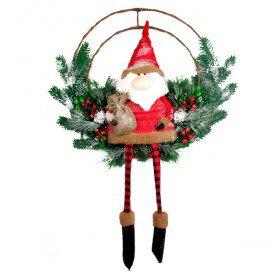 zf1399 guirlanda natalina papai noel