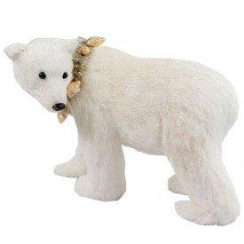 qy1325 urso polar branco