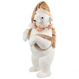 qy1324 urso polar em pe