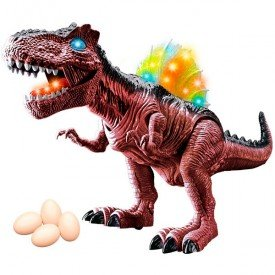 dmt5847 dinossauro som e luz