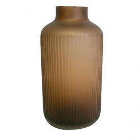 wdn9618 vaso de vidro fume ambar
